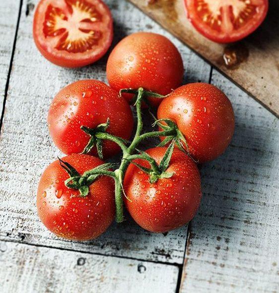 How to peel tomato