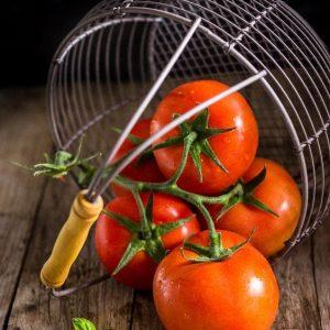 How to peel tomato skin?