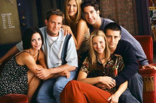Friends TV show facts